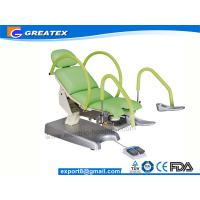 Wholesale Clinic / Hospital Gynecological Chair with a foot control and Waterproof cushion from china suppliers