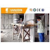 Buy cheap Fireproof Building Material Precast Sandwich Wwall Panels Lightweight Anti - impact from wholesalers