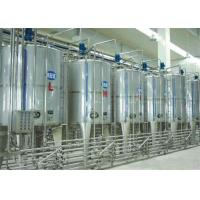 Wholesale 3000L / H Drinking Mineral Pure Water Production Line and Filling Machine from china suppliers