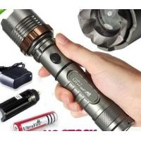 Wholesale 2000 Lms Ultrafire Cree XML T6 High Power Rechargeable 18650 Led Flashlight Torch from china suppliers