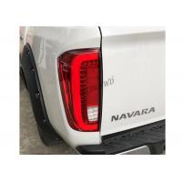 Buy cheap Smoke Black /Red LED Tail Lights For Nissan Navara NP300 Auto Parts from wholesalers
