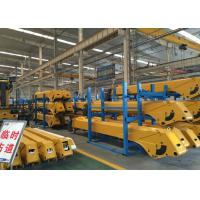 Quality Lifting / Carrying Container Truck Mounted Crane Truck Mounted Hydraulic Crane for sale