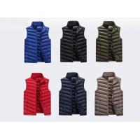 Wholesale Polyester/ Cotton Work Jackets & Vests For Men Zipper With Twill / Women's Jackets from china suppliers