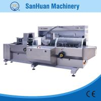 Wholesale High Accuracy Fully Automatic Cartoning Machine For Cosmetics / Commodity 20m3/h from china suppliers