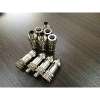 Wholesale Field Wireable Assembly M12 8 Pin Female Connector from china suppliers