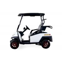 Buy cheap Road Legal 2 Seater Golf Buggy Utility Cart With 48 V Battery Power , white Color from wholesalers