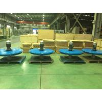 Wholesale Turbine Floating Surface Wastewater Aerators 60 Hz For Sewage Water Treatment from china suppliers