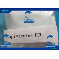 Wholesale 14252-80-3 Local Anaesthetic Agents Bupivacaine Hydrochloride Injection from china suppliers