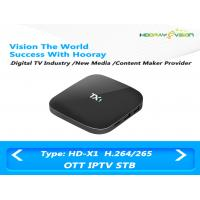 Wholesale Android 4.4.2 OTT Set Top Box Amlogic S805 1G DDR 8G Flash 2.4G WIFI OTT Android IPTV from china suppliers