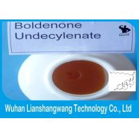 Wholesale Cutting Cycle Injectable Boldenone Steroid , Boldenone Undecylenate Equipoise CAS 13103-34-9 from china suppliers