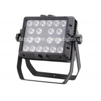 Wholesale 20 X 15W LED Disco Stage Wash Led Effect Lights 5 In 1 IP65 Waterproof Floodlight from china suppliers
