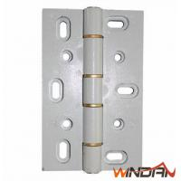 Quality Door Hinges Drying Spray Booth Parts Aluminum And Steel Casting Materical for sale