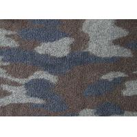 Wholesale Coarser Texture Camouflage Knit Wool Fabric For Dressmaking Oem Acceptable from china suppliers