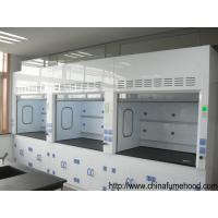 Wholesale Customized Laboratory Fume Hood Anti Corrosion PP Blower Adjust Door Glass from china suppliers