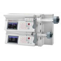 Wholesale Medical Double Channel High Pressure Syringe Pump , Portable Infusion Pump from china suppliers