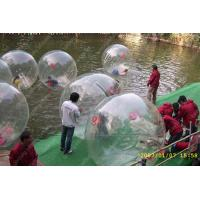 Wholesale Transparent PVC Inflatable Water Games Water Balloon Sporting Games from china suppliers