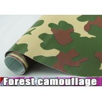 Wholesale Army Camo Camouflage Desert Car Wrap Vinyl Sticker Air Release Decal from china suppliers