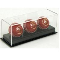 Wholesale acrylic football display box basketball box  ball showcase from china suppliers