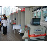 Wholesale 6 / 18 Detecting Zones Police Walkthrough Metal Detectors , High Level Archway Metal Detector from china suppliers