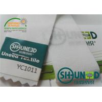Wholesale Britches / Sportswear Waistband Woven Interlining With Big Elasticity 185 Gsm from china suppliers