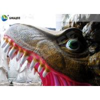 Wholesale Amusement Park  Dinosaur Cabin Movie Theater Equipments With 4 Seats from china suppliers