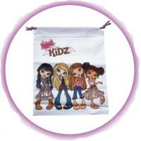 Wholesale Customizable Cute Small Cotton Drawstring Bags For Jewelry / Ornament from china suppliers