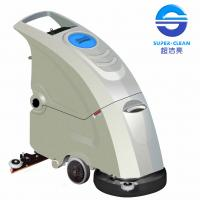 Wholesale Battery / Cable Type Floor Scrubber Dryer 155RPM For Supermarket / Square from china suppliers