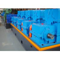 Wholesale High Speed Efficiency Capacity ERW Pipe Mill Round & Square Pipe Tube Mill Line from china suppliers