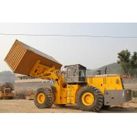Buy cheap front end forklift wheel loader 43tons container loader,36 tons Steel Coil loader from wholesalers