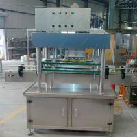 Wholesale 3L Bottle Detergent Liquid Filling Machine , Sauce Cans Liquid Filling Capping Machine from china suppliers