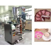 Wholesale Stainless Steel 304 Automatic Milk Tea Sachet Packing Machine Multifunction from china suppliers