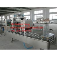 Wholesale Stainless Steel Cup Mineral Water Cup Filling and Sealing Machine from china suppliers