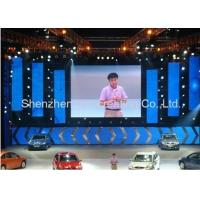Wholesale Stage background P3 Indoor LED Video Walls , Full Color trade show stage display from china suppliers