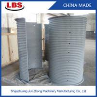 Buy cheap Double Grooved Lebus Sleeve For Multilayer Spooling , 10-50mm Rope Dia from wholesalers