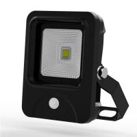 Wholesale 3030 efficient 10w led pir floodlight for Courtyard Lighting from china suppliers