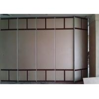 Wholesale Auditorium Vertical Wooden Wall Wooden Partition Wall 600 - 1230mm from china suppliers