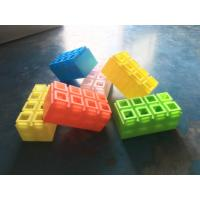 Buy cheap hot self-locking bricks kid's DIY toys blocks for education 32pcs/lot color assorted best toddler building toys from wholesalers