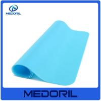 Wholesale Factory custom 100% fade grade silicone baking table mat silicone rubber pad from china suppliers