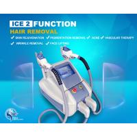 Wholesale SHR IPL Laser Hair Removal / Acne Removal Machine 1-10 HZ FDA Approved 3000W from china suppliers