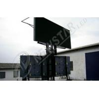Wholesale Commercial Advertising P16mm Truck Mounted Outdoor Led Moving Display For Business from china suppliers