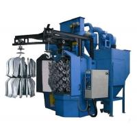Wholesale Custom Double track Hook Type Shot Blasting Machine For Castings from china suppliers