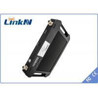 Wholesale Portable COFDM Video Receiver With MIMO Dual Antenna Diversity Reception -106dBm Sensitivity from china suppliers