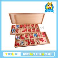 Wholesale Small D Nealian Moveable Alphabet from china suppliers