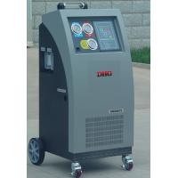 automotive air conditioning recharge and recovery machine