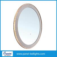 Wholesale Circle Cosmetic LED Mirror Lights Round Mirror Light Customized Logo Available from china suppliers