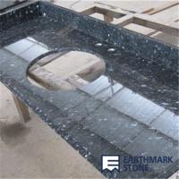Quality Emerald Pearl Granite Vanity Top for sale