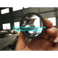 Quality Hydraulic / Pneumatic Cylinder Precision Steel Tubes Seamless 80mm Round Shape for sale