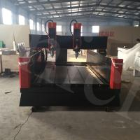 Wholesale Multihead  wood Stone CNC Router  machine / cnc marble engraving machine from china suppliers