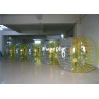Wholesale PVC Colored Inflatable Bumper Ball from china suppliers
