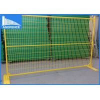 Wholesale Portable Welded Mesh Temporary Fencing Panels Safety For Residential from china suppliers